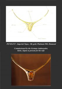 Imperial Topaz design and pic